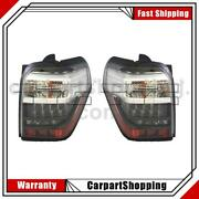 2 Tyc Tail Light Assembly Left Right For Toyota 4runner 2014-2018