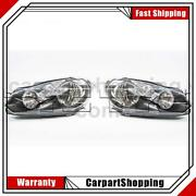 2 Tyc Headlight Assembly Left Right For Volkswagen 2010-2013