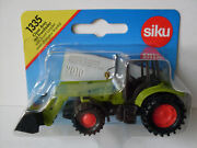 Claas Ares With Front Loader Siku Super Art.1335 New Boxed