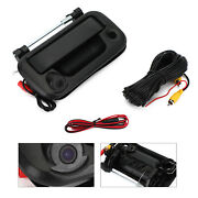 Trucks Tailgate Handle Mount Backup Rear View Camera For Ford F150 2004-2014 Usa