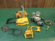 Vintage Partner 450 Chainsaw Chain Saw For Parts
