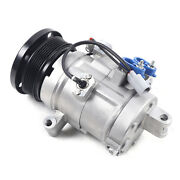 Ac A/c Compressor And Clutch For 2001-2007 Toyota Sequoia 4runner Lexus Gx470 2009