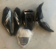 Kawasaki Klr 650 Front Fender, Read Fender, Side Covers, And Windshield