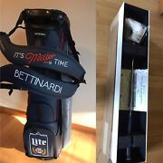 Bettinardi Miller Lite Putter And Windy City Bag By Vessel Combo Limited