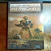 Imperial Armour The Siege Of Vraks Part 2 Volume 6 Forge World Warhammer 40k