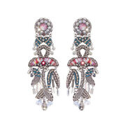 Ayala Bar Classic Collection Large Silver Odyssey Earrings