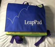 Leapfrog Leap Pad Learning System W/ Books And Cartridges For Pre-k To 3rd Grade