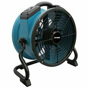 Xpower X-34ar Variable Speed Sealed Motor Industrial Axial Air Mover Blower