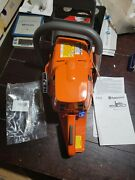 Husqvarna Chainsaw 390 Xp With 20 Bar And Chain New