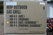 Mhp Grills Jnr Series Grill Head With Searmagic Cooking Grids Jnr-n 4 Naturalgas