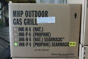 Mhp Grills Jnr Series Grill Head With Searmagic Cooking Grids Jnr-p 4 Propane