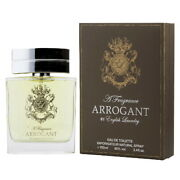 Arrogant By English Laundry 3.4 Oz Cologne For Men New In Box