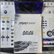 Akai Professional Mpc4000 Touch Pad Music Production Controller Used F/s
