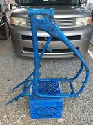 1982 Rm125 Suzuki Oem Frame Chassis With Title