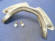 318557 316064 Frame And Seal 1985 Johnson 50hp J50belcob