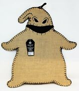 Disney Parks Oogie Boogie Stocking Nightmare Before Christmas Rare 2020 Sold Out