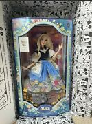 Alice In Wonderland Mary Blair 70th Anniversary Limited Edition Doll In Hand✅