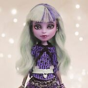 Monster High Twyla 13 Wishes With Dustin Ooak Custom Repaint Artistandrsquos Doll