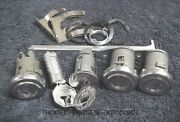 New Door Trunk Glove And Ignition Locks And Gm Keys 1954 Oldsmobile 88 And 1955 Models