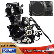 4-stroke Engine 350cc Water-cooled Single-cylinder For Most 3 Wheel Motorcycle
