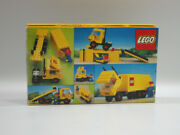 Vintage 1983and039 Lego Tractor Trailer 6692