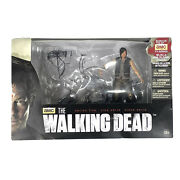 Ds The Walking Dead Daryl Dixon With Chopper Amc Series 5 Mcfarlane Toys Sealed
