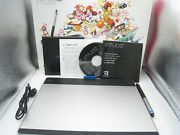 Wacom Cth-680 Tested Pen Cable 3 New Genuine Nibs Box Intuos Pen Tablet Mid Size