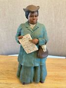 All God's Children Collectible Figurines -mary Bethune Item 1904, Ed 55