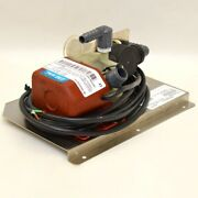 Dometic Pml250c Marine Boat Pump Assembly With Filter / Mounting Plate
