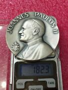 John Paul Ii Improved The Catholic Churchand039s Relations With Judaism Silver Medal