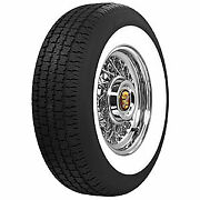 Coker Tire 587030 American Classic Collector Wide Whitewall Radial Tire