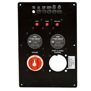 Bh Electronics Boat Breaker Panel 210-06349-f   Scout 8 X 12 Inch