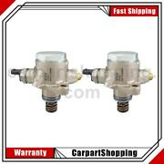 2 Hitachi Automotive Direct Injection High Pressure Fuel Pump For Rs7 2014-2014