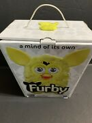New 2012 Hasbro Furby Yellow Interactive Toy Electronic Pet