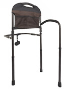 Stander Mobility Adult Home Bed Rail Elderly Assist Handle Bed Guard Swing-out