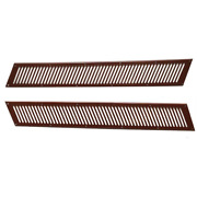 Marquis Boat Ac Vent Grille 576341 / 576342| Lower Helm Set Of 2