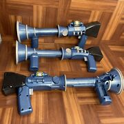 Despicable Me Minions The Rise Of Gru Fart 'n Fire Blaster Toy Gun Lot Of 3
