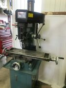 Enco Rf- 30 Milling And Drilling Machine 2hp - 1280 Serial 3191 220 Volt.