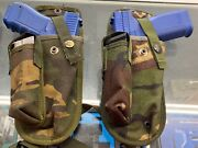 British Military Holster W/ Mag Pouch