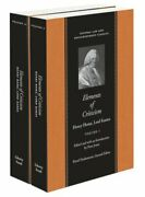 Elements Of Criticism 2 Vol Pb Set By Henry Home New