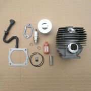 Fuel Filter Cylinder Piston Kit Engine Replacement Lawn Mower For Stihl 028