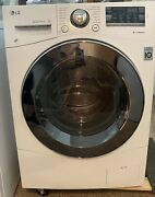 Lg Washer/dryer All In One