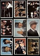 1964 Topps Beatles Diary Almost Complete Set 4.5 - Vg/ex+