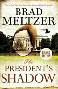 The President's Shadow By Brad Meltzer New