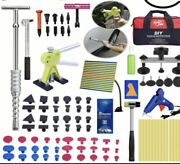 Super Pdr Tools Dent Puller Lifter Paintless Hail Removal Line Board 68pcs