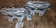 Mercedes W220 S55 Cl55 Cl65 Amg Rear Left And Right Brake Caliper Centric Reman