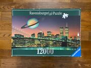 New Ravensburger 12000 New York The City That Never Sleeps Jigsaw Puzzle