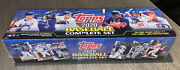 2020 Topps Baseball Factory Sealed Complete Set Retail Blue Mlb 700 Cards