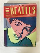 The Beatles Rare 1st Edtn 1980 Iconic Warhol Cover Art Collectors Book Near Mint