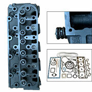Complete Cylinder Head With Full Gasket For Kubota B3200hsd Direct Replacement
